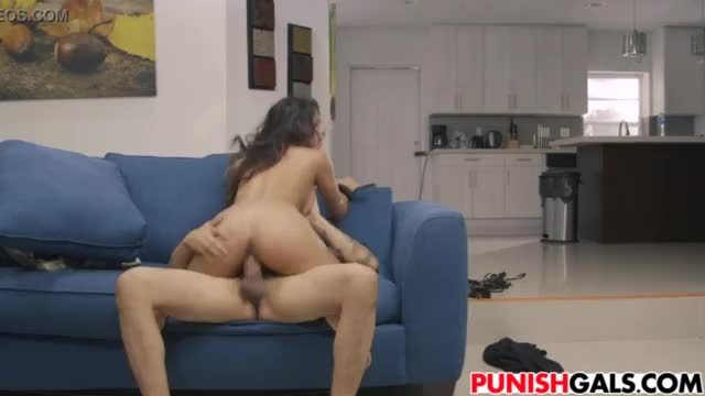 Sophia leone gets rough fucking