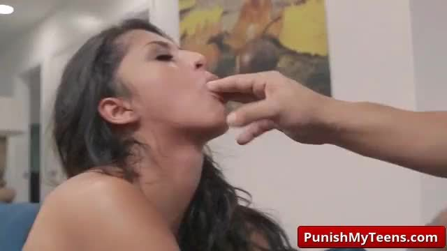 Submissived shows bandits of bondage with sophia leone vid-02